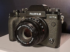 Fujifilm X-T3 Compact Mirrorless Camera Launched in India, Starting Rs. 1,17,999