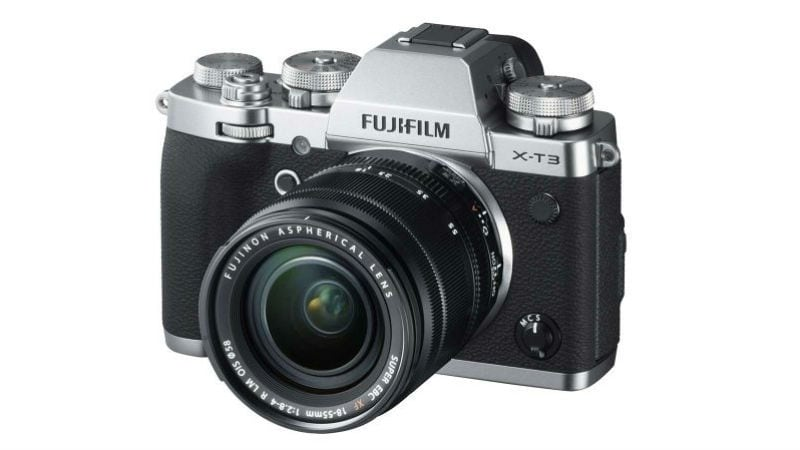 Fujifilm X-T3 Mirrorless Camera With 26.1-Megapixel Sensor, 4K Video Launched