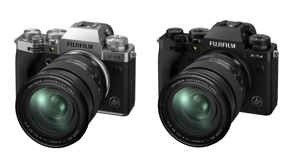 Fujifilm X-T4 With 26.1-Megapixel BSI CMOS Sensor, Five-Axis IBIS Mechanism Launched
