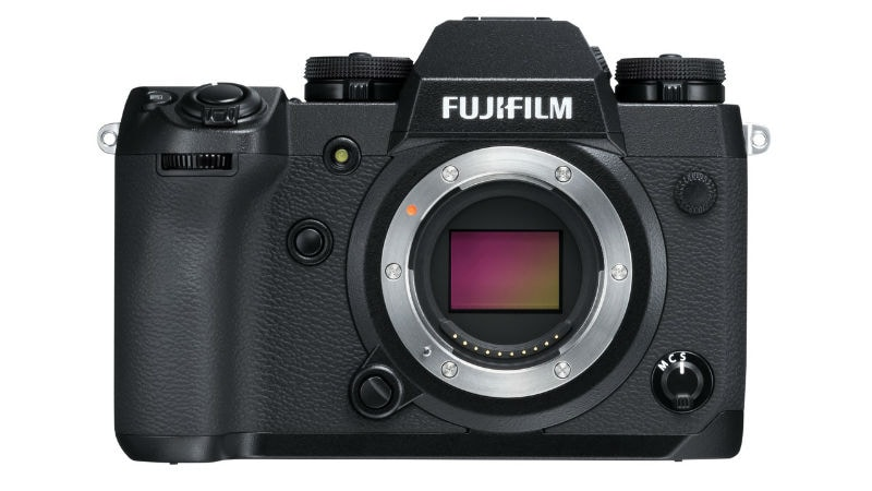 Fujifilm X-H1 Mirrorless Video-Focused Camera Launched in India, Price Starts at Rs. 1,49,999