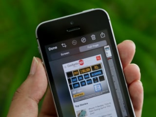 How to Take Full-Page Screenshots on iPhone, iPad, and iPod touch ...