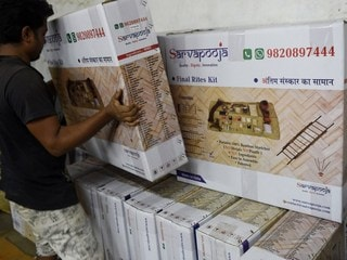 Online 'Funeral Kits' Help Grieving Indians
