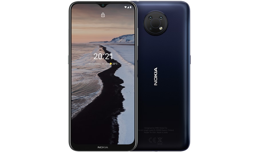 Nokia G300 5G Images and Specifications Leak Ahead of Launch, Snapdragon 480 SoC, Triple Rear Cameras Tipped   Technology News