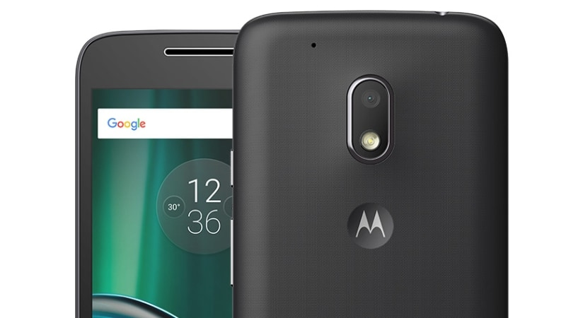 Moto G4 Play Set to Launch in India on September 6