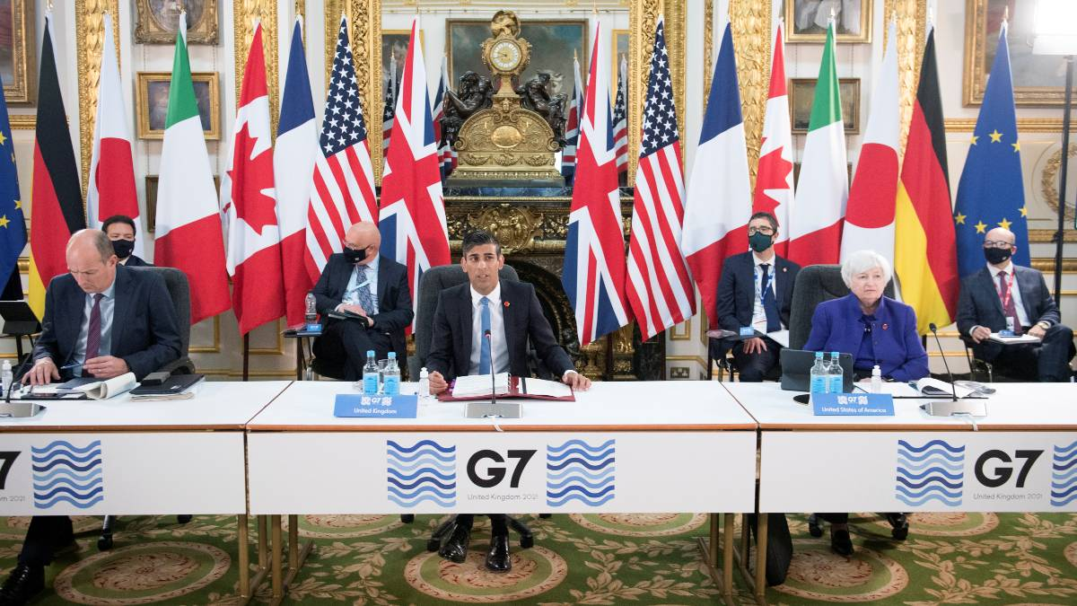 Apple, Google, Amazon, Other Tech Giants May Have to Pay Much Higher Taxes as G7 Nations Reach Landmark Deal