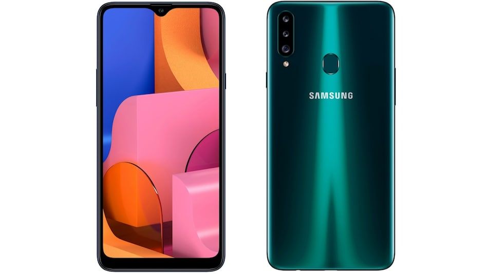 Samsung Galaxy A20s Getting Android 11-Based One UI 3.1 Update: Report