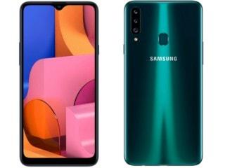 Samsung Galaxy A20s लॉन्च, तीन रियर कैमरे और 4,000 एमएएच बैटरी है इसमें