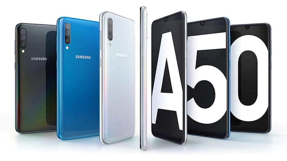 Samsung Galaxy A50 Starts Receiving February 2021 Android Security Patch: Report