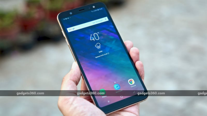 Samsung Galaxy A6+ Price Cut in India Again