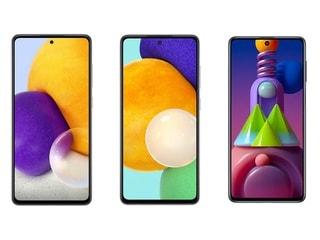 Samsung Galaxy A72, Galaxy A52 Receive Major Camera Improvements; Galaxy M51 Getting 360 Audio: Reports