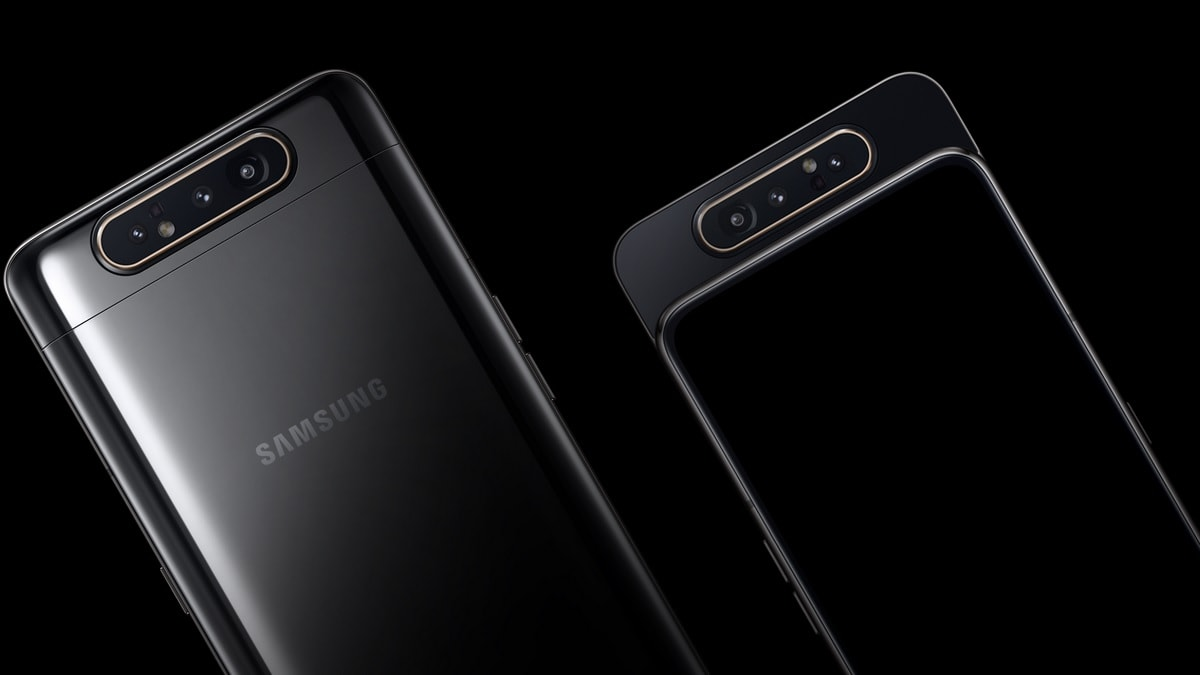 Samsung Galaxy A90 5G Tipped to Feature Super AMOLED Infinity-U Display, New Leak Rules Out Slider or Rotating Camera Designs