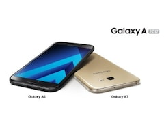 Samsung Galaxy A3 2017 A5 Prices Revealed