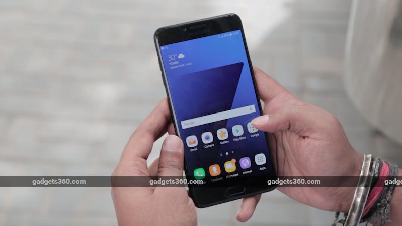 सैमसंग गैलेक्सी सी7 प्रो पर 2,000 रुपये की छूट