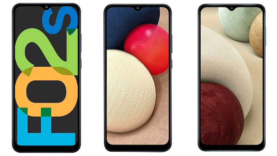 Samsung Galaxy F02s, Samsung Galaxy M02s, and Samsung Galaxy A12 Prices in India Increased