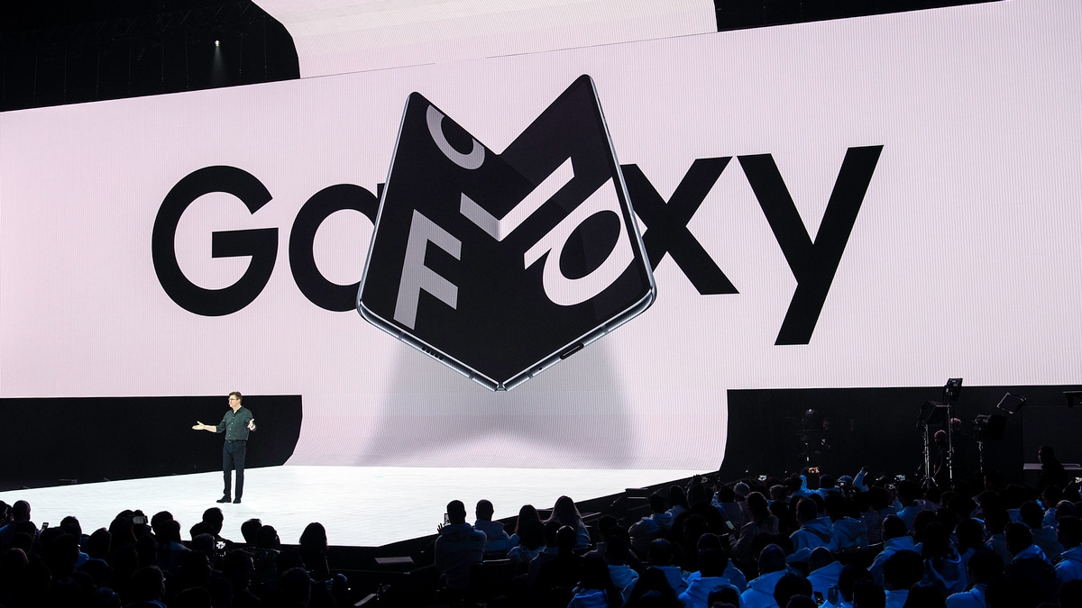 Samsung Galaxy Fold Launch Date Delayed, Company Says It Needs 'Further Improvements'