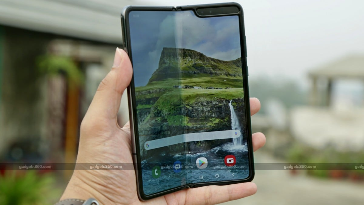 Samsung Galaxy Fold 2 Will Come With Under Display Camera Tech: Report