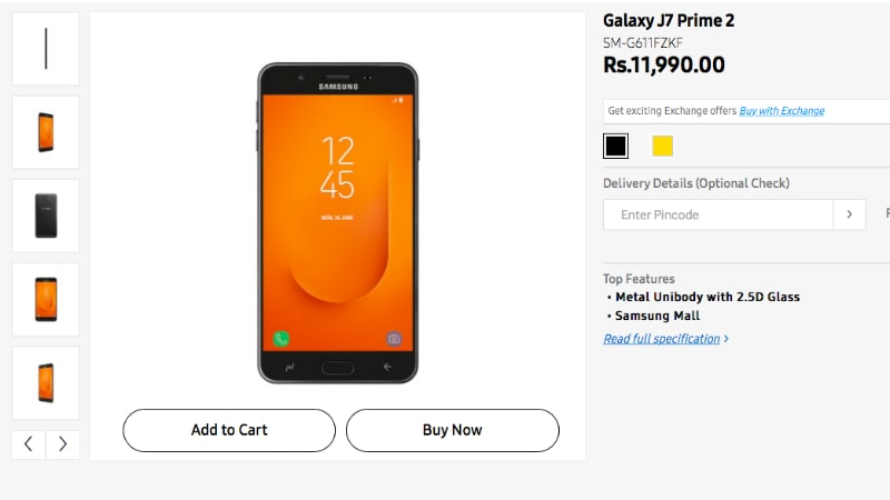 Samsung Galaxy J7 Prime Price Pakistan Mobile Specification