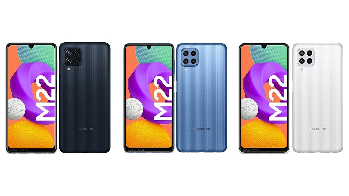 Samsung Galaxy M22 Support Page Allegedly Goes Live in Russia, Launch Could Be Imminent   Technology News