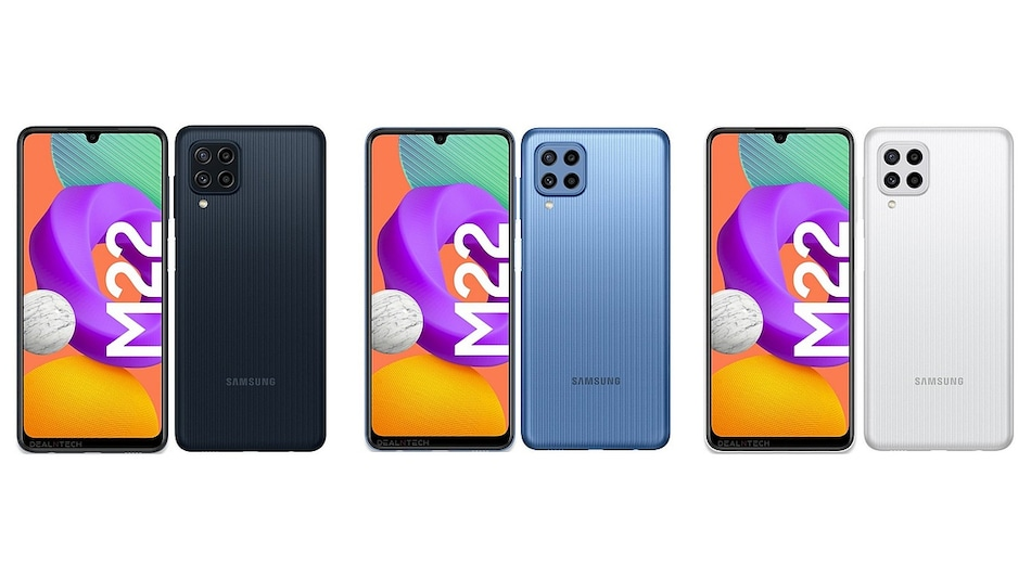 Samsung Galaxy M22 Support Page Allegedly Goes Live in Russia, Launch Could Be Imminent