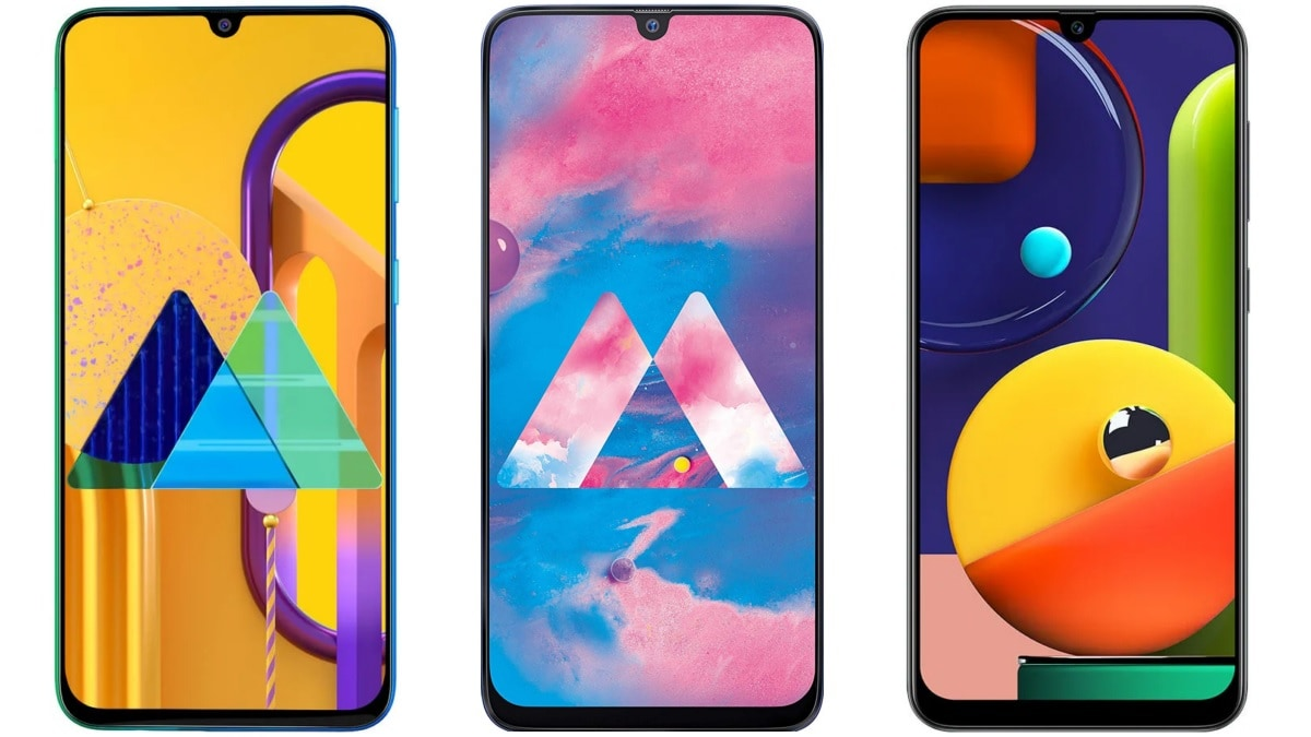 Samsung Galaxy M30s vs Samsung Galaxy M30 vs Samsung Galaxy A50s: Price in India, Specifications Compared