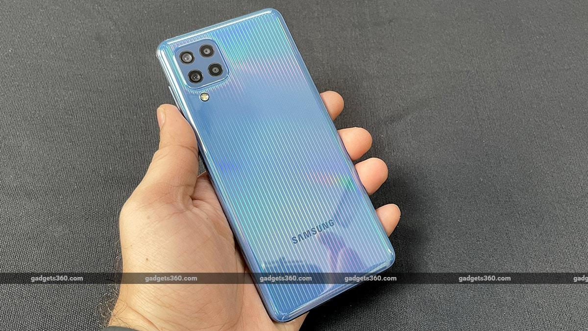 galaxy m32 back gadgets360 Samsung Galaxy M32 First Impressions