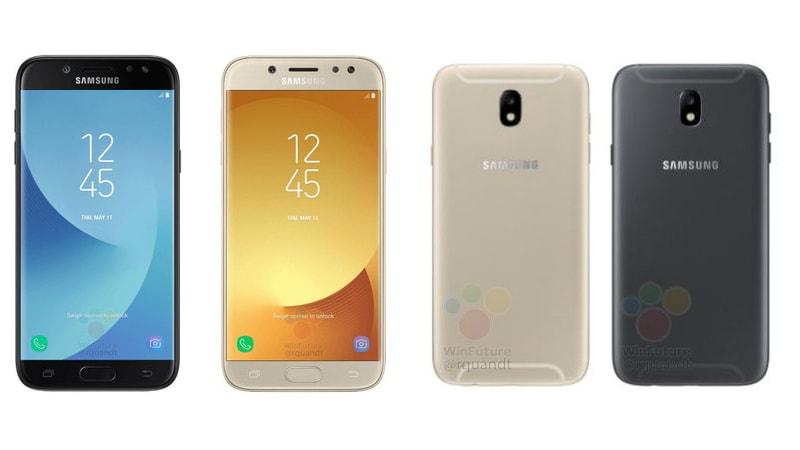 samsung galaxy j5 2017 galaxy j7 2017 images and