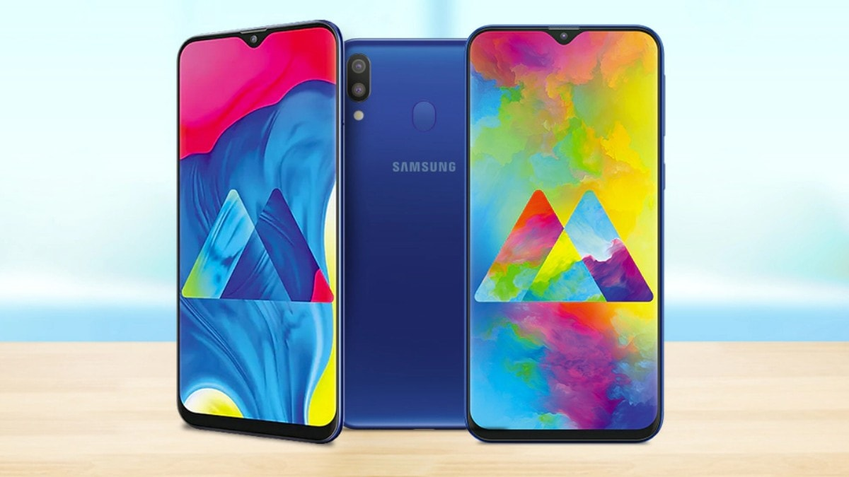 Samsung Galaxy M30, Galaxy M20, Galaxy M10 Discounts and Offers Listed on Amazon India