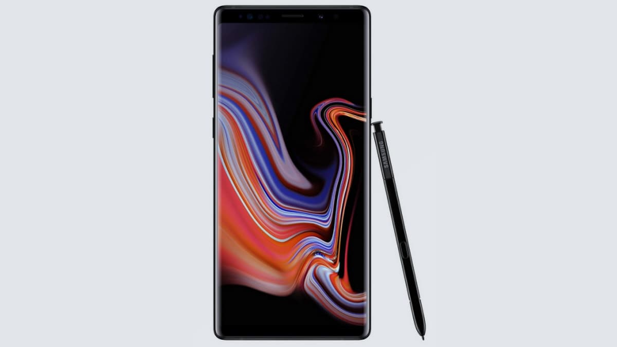 Samsung Galaxy Note 10 Could Ditch the Headphone Jack, All Physical Buttons: Report