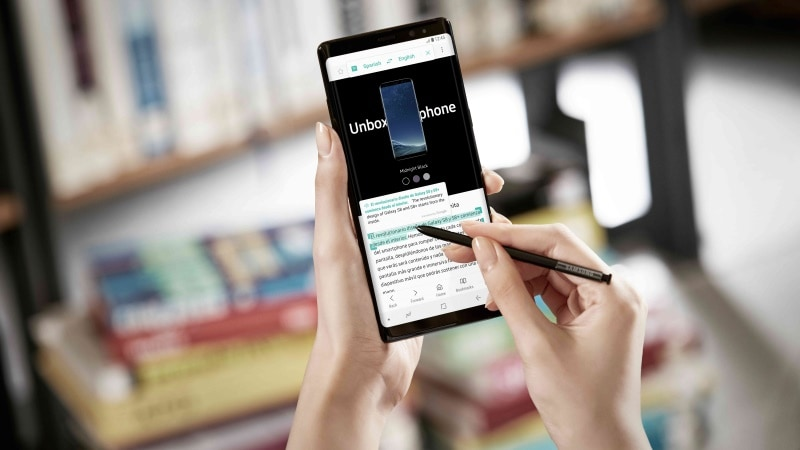 Samsung Galaxy Note 8 India Pre-Orders Start Shipping, Goes on Sale on Friday