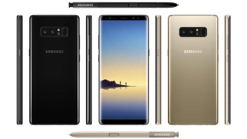 Samsung Galaxy Note 8 के स्पेसिफिकेशन लीक, 6 जीबी रैम होने की उम्मीद