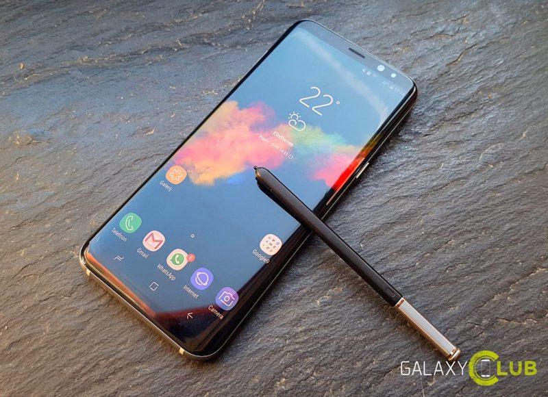 Samsung Galaxy Note 8 में इनफिनिटी डिस्प्ले और एंड्रॉयड 7.1.1 नूगा होने का खुलासा