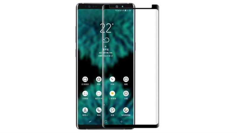 Samsung Galaxy Note 9 Design Leaks Tip Galaxy Note 8-Like Design