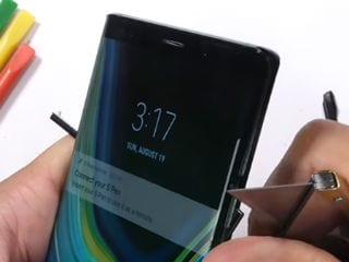Samsung Galaxy Note 9 Durability Test Reveals All Buttons Can Easily Be Removed