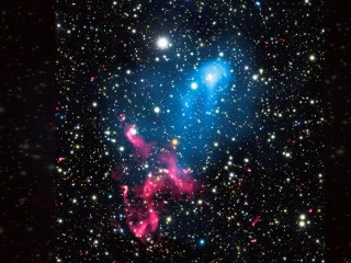 Powerful 'Cosmic Double Whammy' Discovered