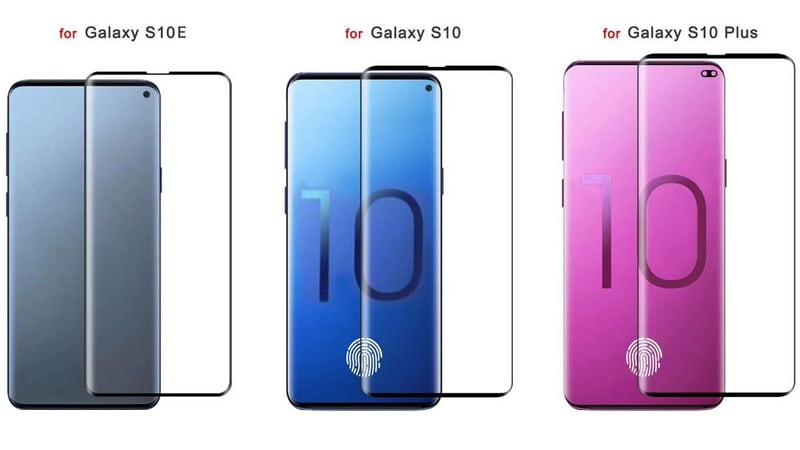 Samsung Galaxy S10 Lite to Reportedly Launch as Galaxy S10 E, Skips In-Display Fingerprint Sensor