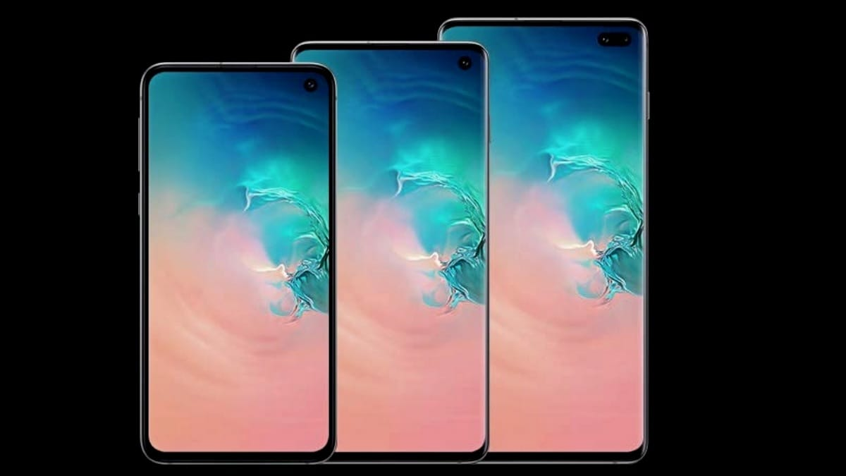 Samsung Galaxy S10 Series Starts Receiving New Update in