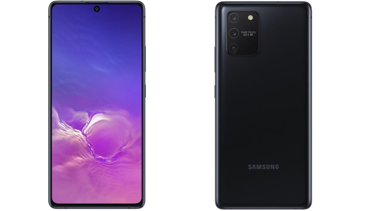 Samsung Galaxy S10 Lite With 4,500mAh Battery, Snapdragon 855 SoC Launched in India: Price, Specifications