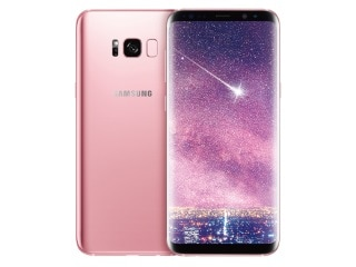 Samsung Galaxy S8+ Rose Pink Colour Variant Launched in Taiwan