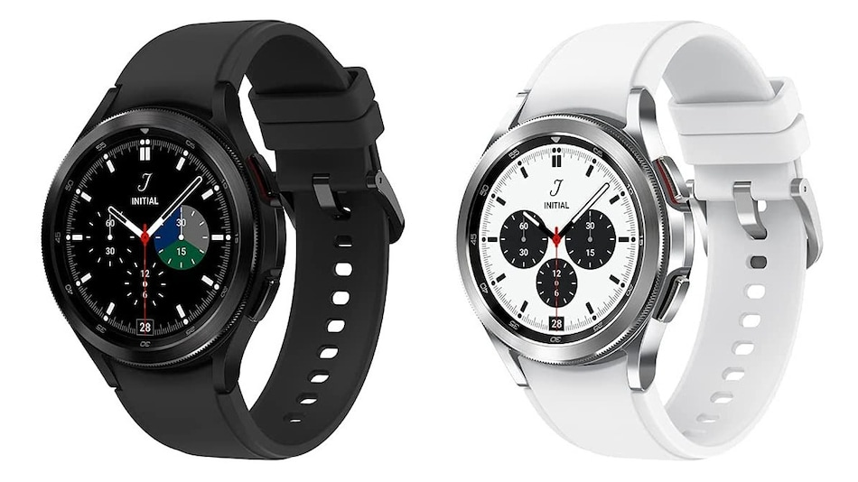 Samsung Galaxy Watch 4, Galaxy Watch 4 Classic Prices Leak Ahead of This Month's Expected Launch