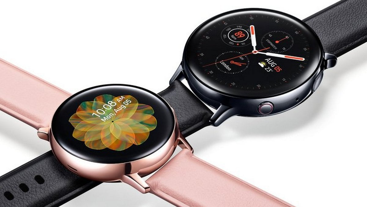 Samsung Facing Flak for Copying Apple Watch With Galaxy Watch Active 2: Report