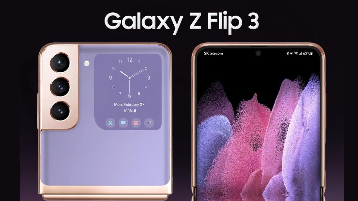 Download Samsung Galaxy Z Flip 3 Wallpapers