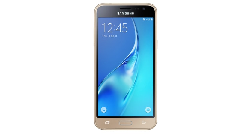 Samsung Galaxy J3 Pro With S Bike Mode Launched at Rs. 8,490