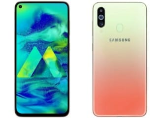 Samsung Galaxy M40 Cocktail Orange Variant Launched in India: Price, Specifications