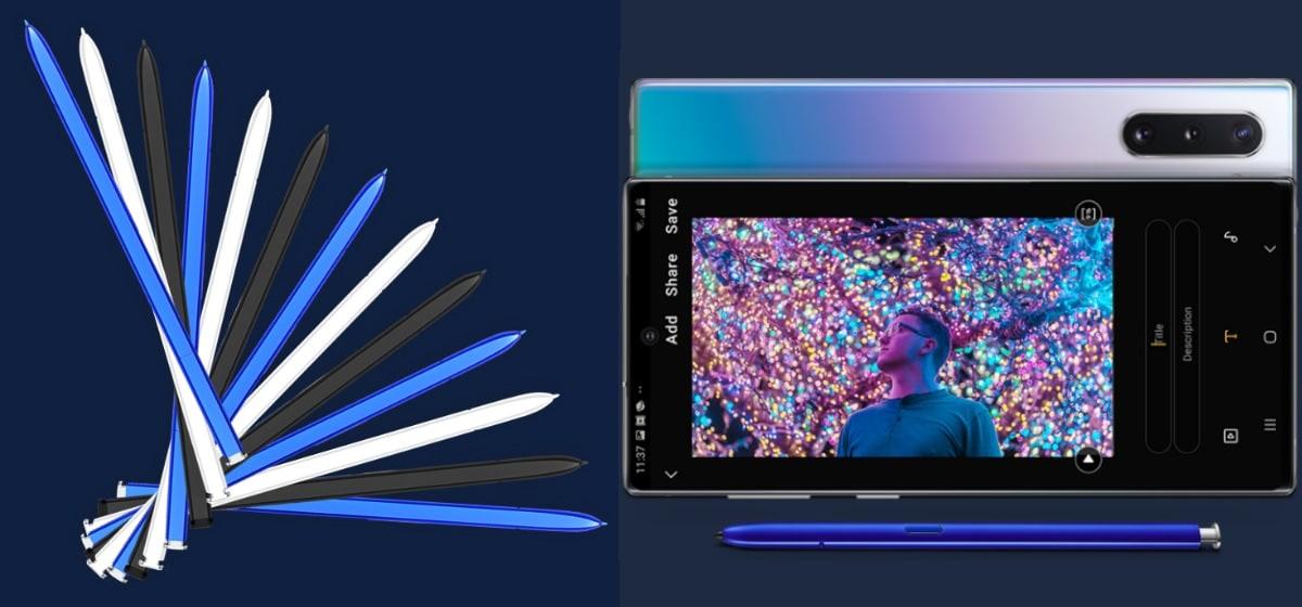 galaxynote10 twitter evanblass body2 Samsung Galaxy Note 10