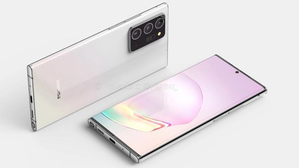 Samsung Galaxy Note 20+ Camera Details Leak, 4,370mAh Battery Tipped