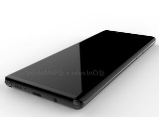Samsung Galaxy Note 8 Renders Leaked Alongside Video, Dual Rear Camera Setup Tipped