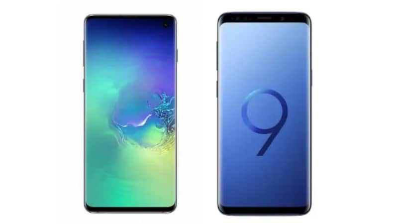 Samsung Galaxy S10 vs Samsung Galaxy S9: What's New and