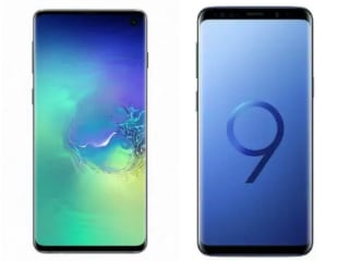 Samsung Galaxy S10 vs Samsung Galaxy S9: What's New and Different?