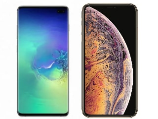 Samsung Galaxy S10+ vs iPhone XS Max: Price, Specifications Compared