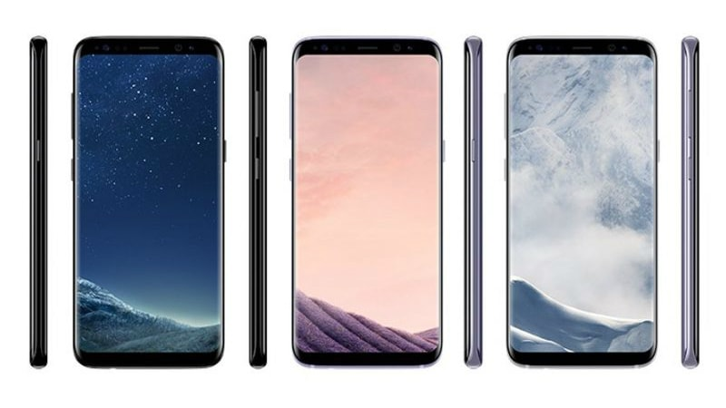 Samsung Galaxy S8, S8+ Price, Press Shots Leaked Ahead of March 29 Launch